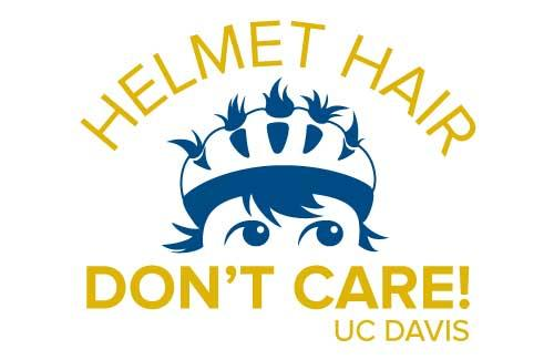 Helment Hair Don't Care logo